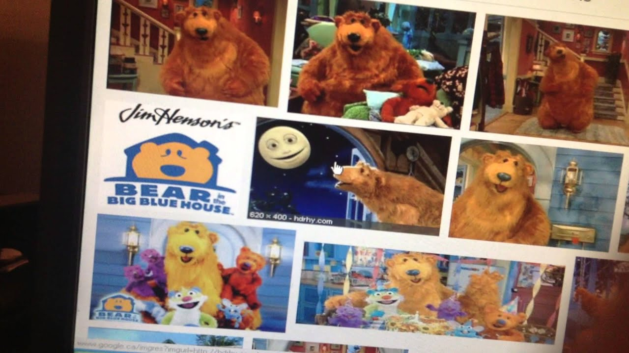 cool as ice rants 2 bear in the big blue house youtube