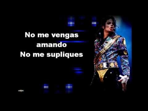 Michael Jackson-Leave Me Alone...