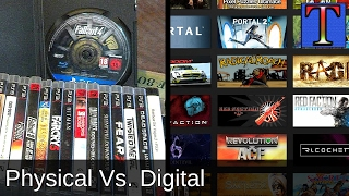 Gambar cover Physical Media Vs. Digital Media - Is Physical Media Dying? - Thinking Out Loud