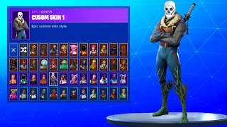 How To Create Your Own Skin (FREE SKINS) Fortnite How To Get / Make CUSTOM SKINS | Skin Creator