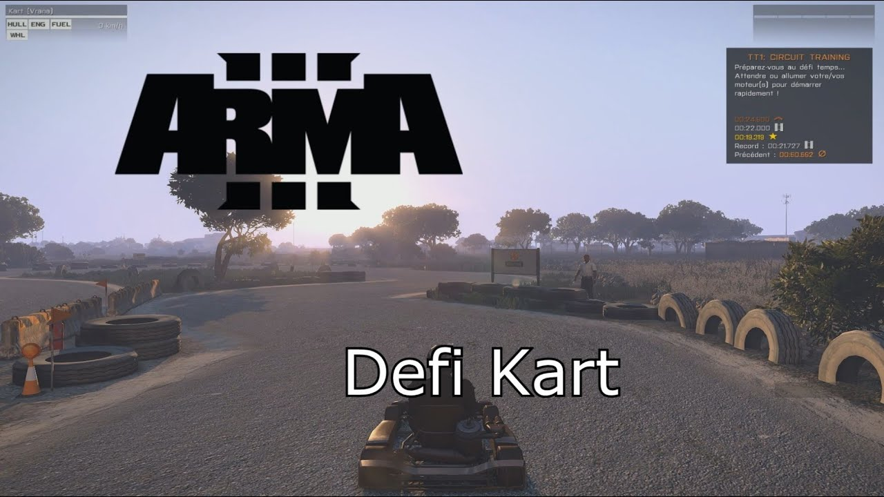 arma 3 defi faq kart et sondage youtube. Black Bedroom Furniture Sets. Home Design Ideas