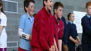 National Lottery Good Causes: Volley Ball Ireland