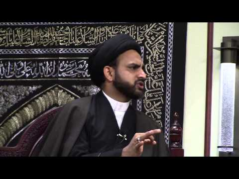 H.I. Rizwan Rizvi 5th Majlis   Muharram 1436   October 29th 2014