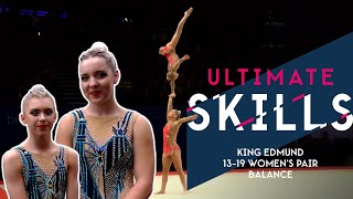 King Edmund balance 13-19 Ultimate Skills