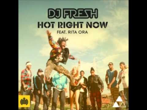 DJ Fresh Ft.Rita ora-hot right now (extended mix)