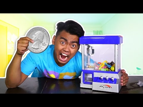Candy Claw Machine Hacks!