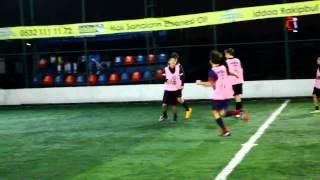 İzmir United FC maçın golü Tan Akat HD  / İZMİR / iddaa Rakipbul Ligi 2014 Kapanış Sezonu