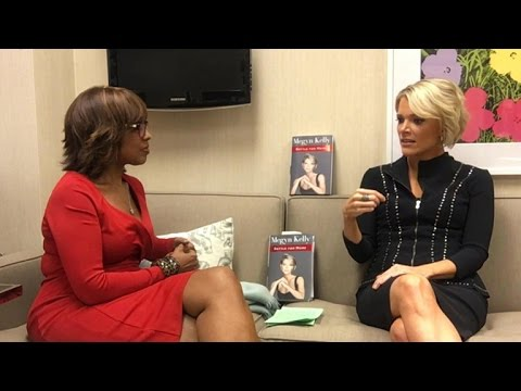 Megyn Kelly talks to Gayle King about dealing with Donald Trump, Roger Ailes