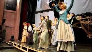 Jókai Színház és ExperiDance Produkció - Monte Cristo grófja próba   RaM Colosseum
