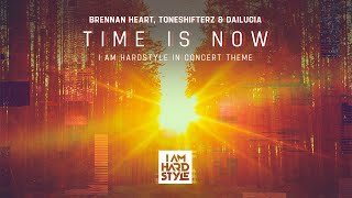 Смотреть клип Brennan Heart, Toneshifterz & Dailucia - Time Is Now
