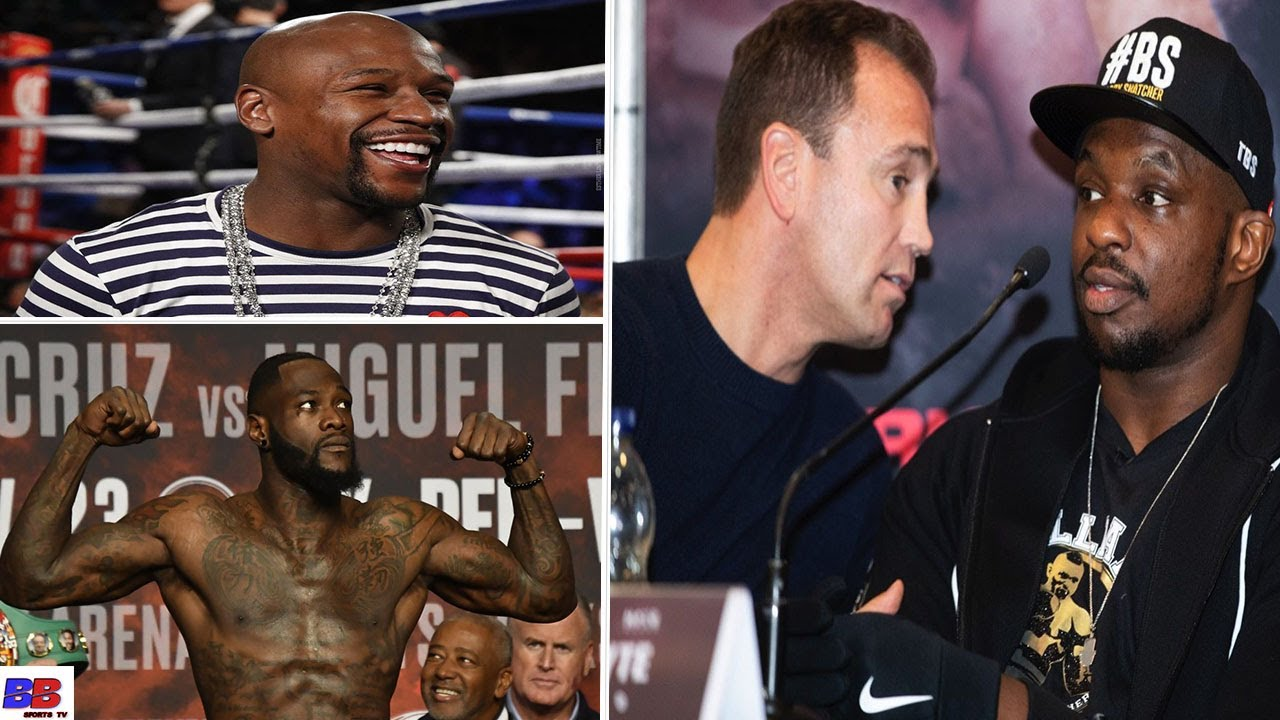 FLOYD MAYWEATHER IS AN OVERRATED CHERRY PICKER, SAYS DILLIAN WHYTE, BUT EXPOSED FOR DUCKING WILDER