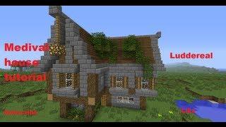 minecraft medieval building tutorial