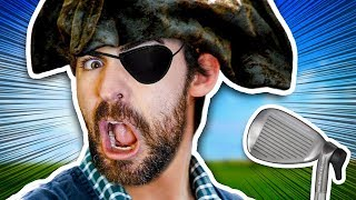 THE MOST CUTTHROAT GAME OF PUTT PUTT | Golf It! Funny Moments 2 w/ Wade, Dlive & Minx