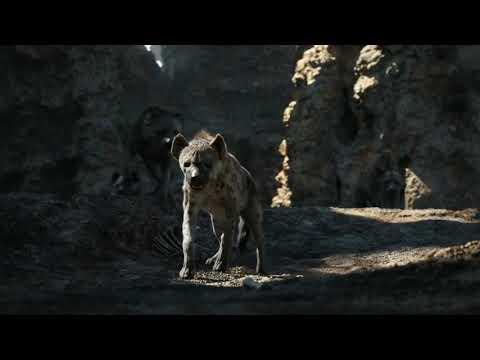 The Lion King (2019): The Elephant Graveyard. Mufasa Save Simba And Nala