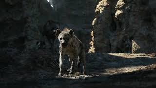 The Lion King (2019): The Elephant graveyard. Mufasa save Simba and Nala Thumb
