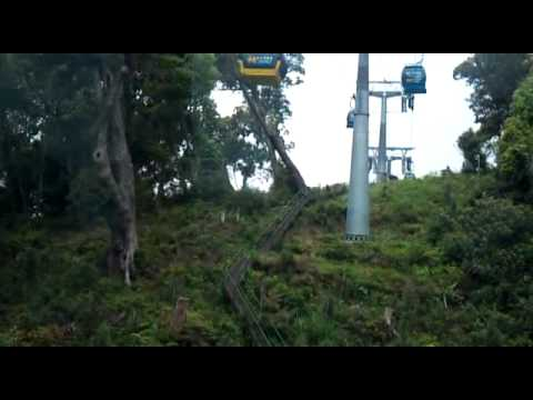 Taiwan Cable Car - Denis from Russia