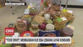 Download Jangan Buang Kue Lebaran, Ada Food Drive!