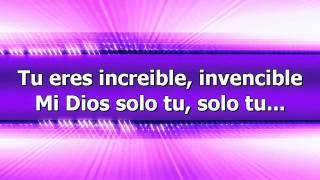 Eres Increíble Mi Dios Miel San Marcos