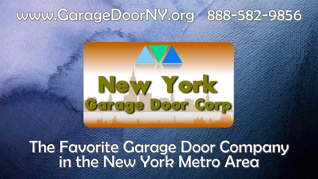 Garage Doors Ny 888 582 9856 Roll Up Garage Door Repair Ny Youtube