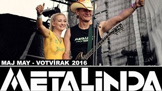Metalinda MAJ MAY - Votv rak 2016 METALINDA.mp3