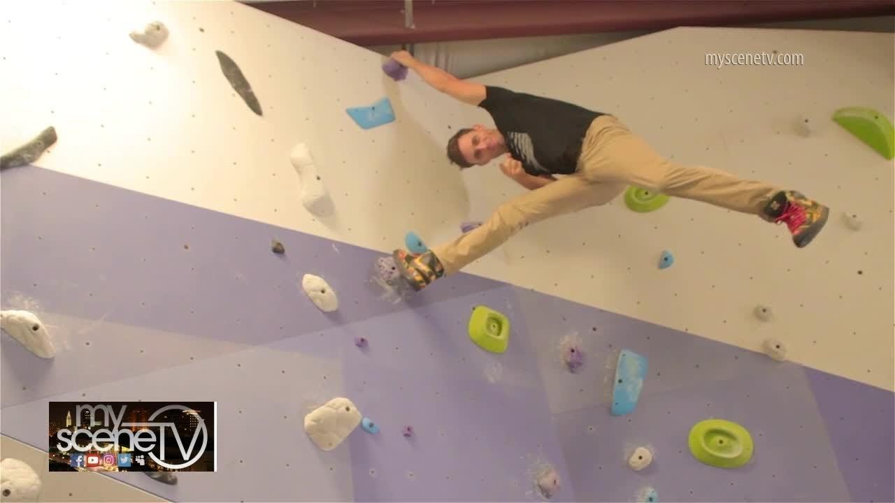 Rock climbing baton rouge