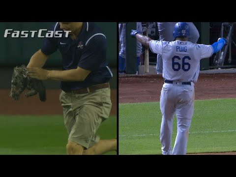 8/9/17 MLB.com FastCast: Yadi's slam, Dodgers' 80th W