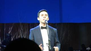 David Archuleta ~Oh holy Night~Rexburg