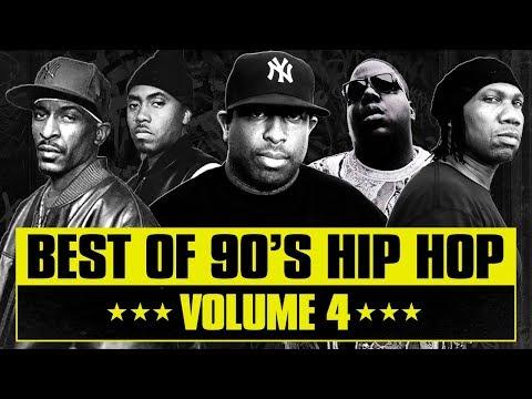 90's Hip Hop Mix #04 |Best of Old School Rap Songs | Throwback Rap Classics | Eastcoast
