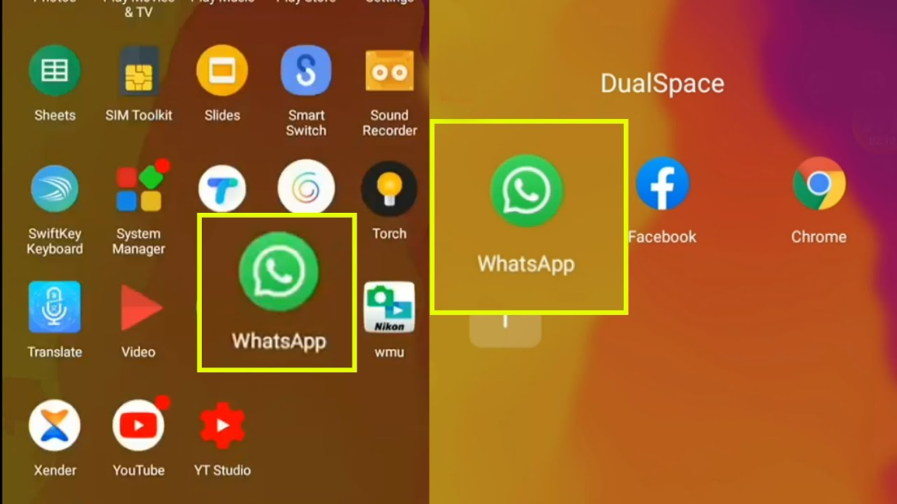 How to Use Multiple WhatsApp , Facebook or Other Apps in one Mobile