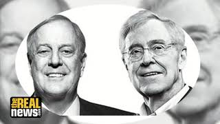 Koch Brothers' Money went to George Mason University to Influence US Government