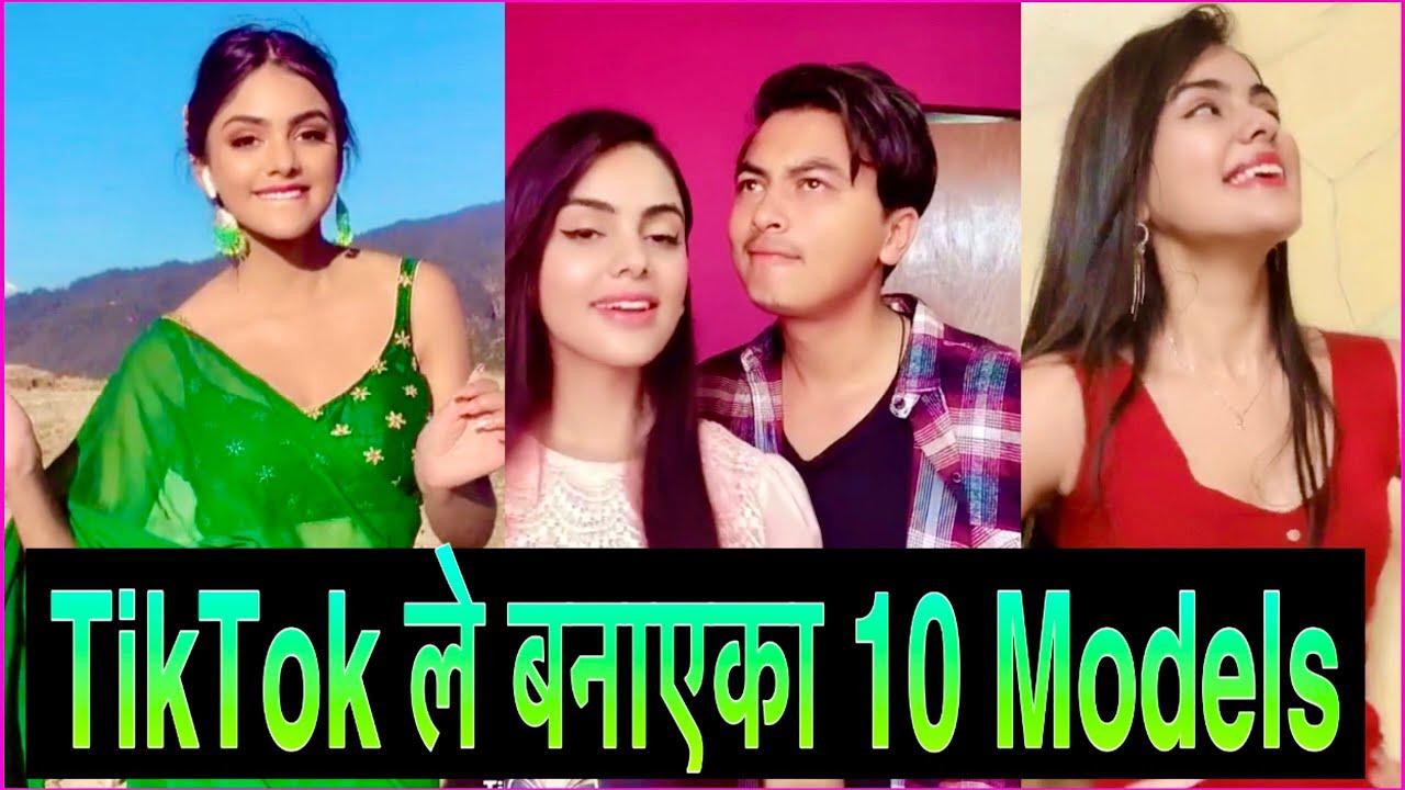 """यी हुन नेपालका """"Top 10 Tiktok"""" बाट उदाएका मोडल   Nepali Tiktok Star"""