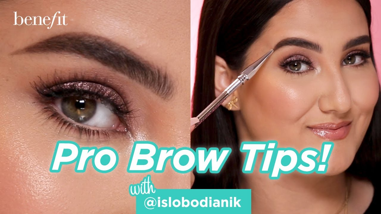 Pro Brow Tips Using Precisely My Brow Pencil  Featuring @islobodianik