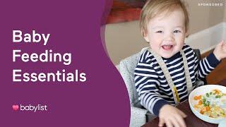5 Baby Feeding Essentials for Starting Solids - Babylist