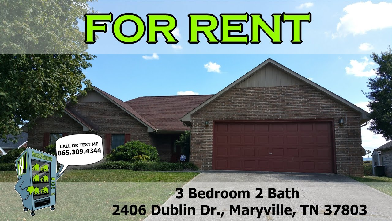 Homes for rent in maryville tn real estate for sale for Home builders in maryville tn