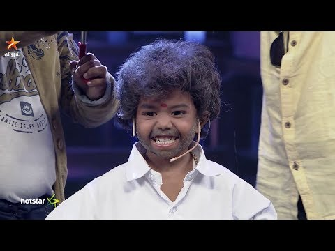 Kings Of Comedy Juniors Season 2 11-08-2018 To 05-08-2018 Vijay Tv Show Online