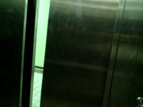 Hyundai Traction Elevators at HWI Lindeteves, Jakarta (Bank 2)