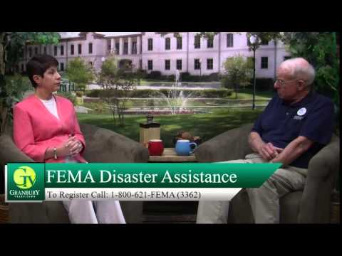 FEMA Disaster Assistance for Hood County