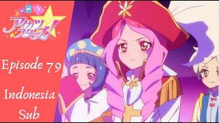 Aikatsu Stars! Episode 79 (Kejutan Halloween ☆)