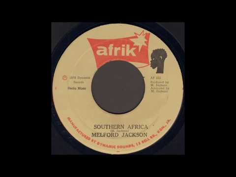Melford Jackson - Southern Africa