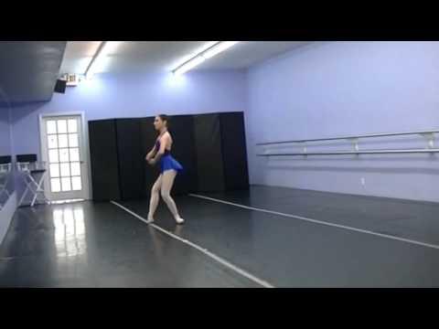 Alexandra Van Hasselt- Dance
