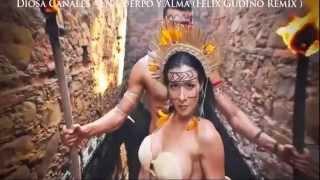 Diosa Canales - En Cuerpo y Alma (Felix Gudiño Remix)