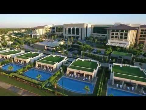 Regnum Carya Golf&SPA Resort Hotel 07.10.2016