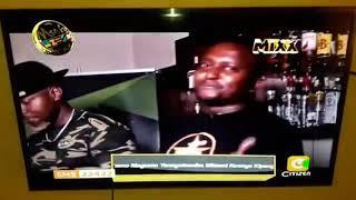 John Isa Live on Citizen TV with Mzazi Willy M Tuva. Mseto East Africa