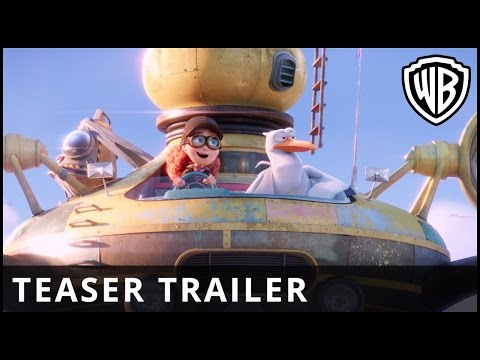 Thumbnail: Storks - Teaser Trailer 2 - Official Warner Bros. UK