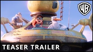 Storks - Teaser Trailer 2 - Official Warner Bros. UK