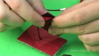 как гладить пододеяльник видео