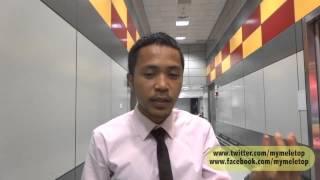 MeleTOP – Inspirasi untuk Lagu Air Mata di Kuala Lumpur  [16.09.2014]