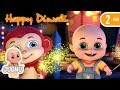 Happy Diwali | Diwali Songs | Hindi Rhymes for Children | Jugnu Kids