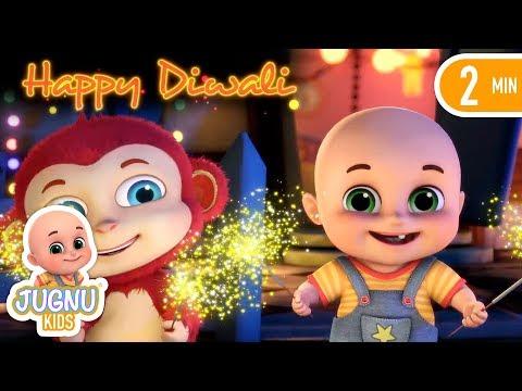 Happy Diwali | Diwali Songs | Hindi Rhymes for Children | Jugnu Kids