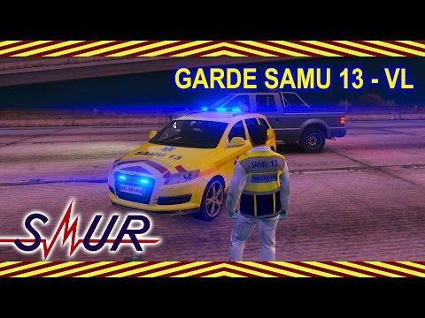 SAMU 13 | GARDE #1 | DRIXIZE - STUDIOS DCPJ